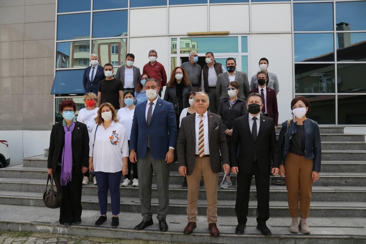 Edremit Belediyesi Şehit Şenay Aybüke Yalçın İsmini Yaşatacak