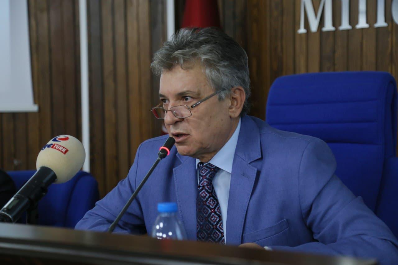 Başkan Arslan Gazetecilerle Buluştu