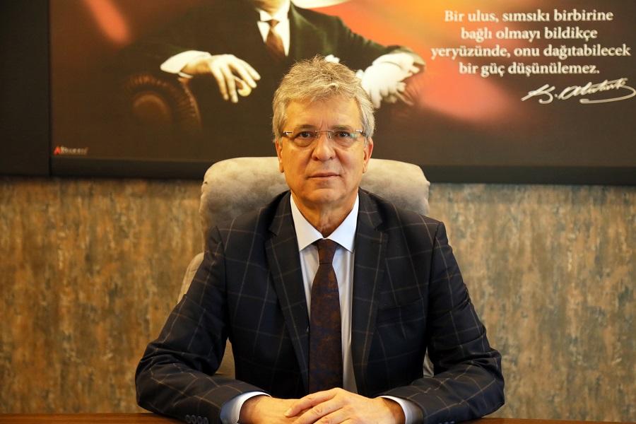 Başkan Selman Hasan Arslan'dan Yeni Yıl Mesajı